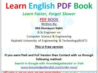 Smart English BD PDF Book Free, Download smart english pdf book,smart english book pdf,learn english bd book,learn english very easily ebook